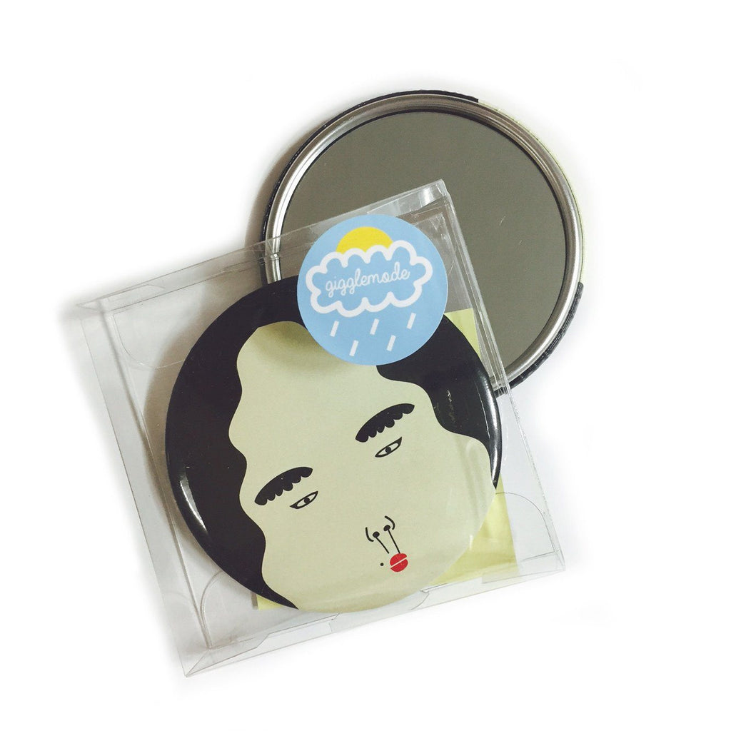 Giggle Mode, Femme fatale hand mirror, Accessories