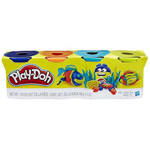 PLA CLASSIC COLOR AST PLAY DOH - Aquarium
