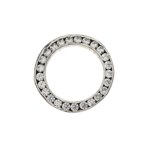 MZUU, 24/7 silver rough crystal ring, Accessories