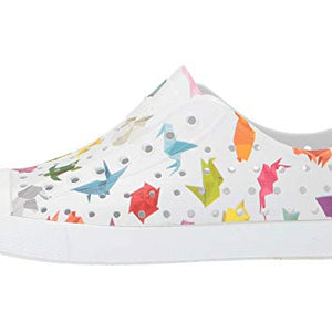 Native Kids Slip On Shoes In Print - JEFFERSON PRINT