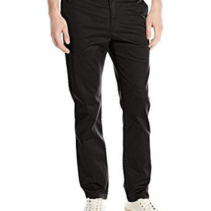 LEVI, LEVI 511 SLIM CHINO G BLACK CRUZ TWILL WT, MENS CHINO