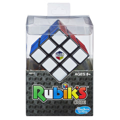 Hasbro Gaming Rubik's 3X3 Cube, Puzzle Game with billions of combinations and one solution