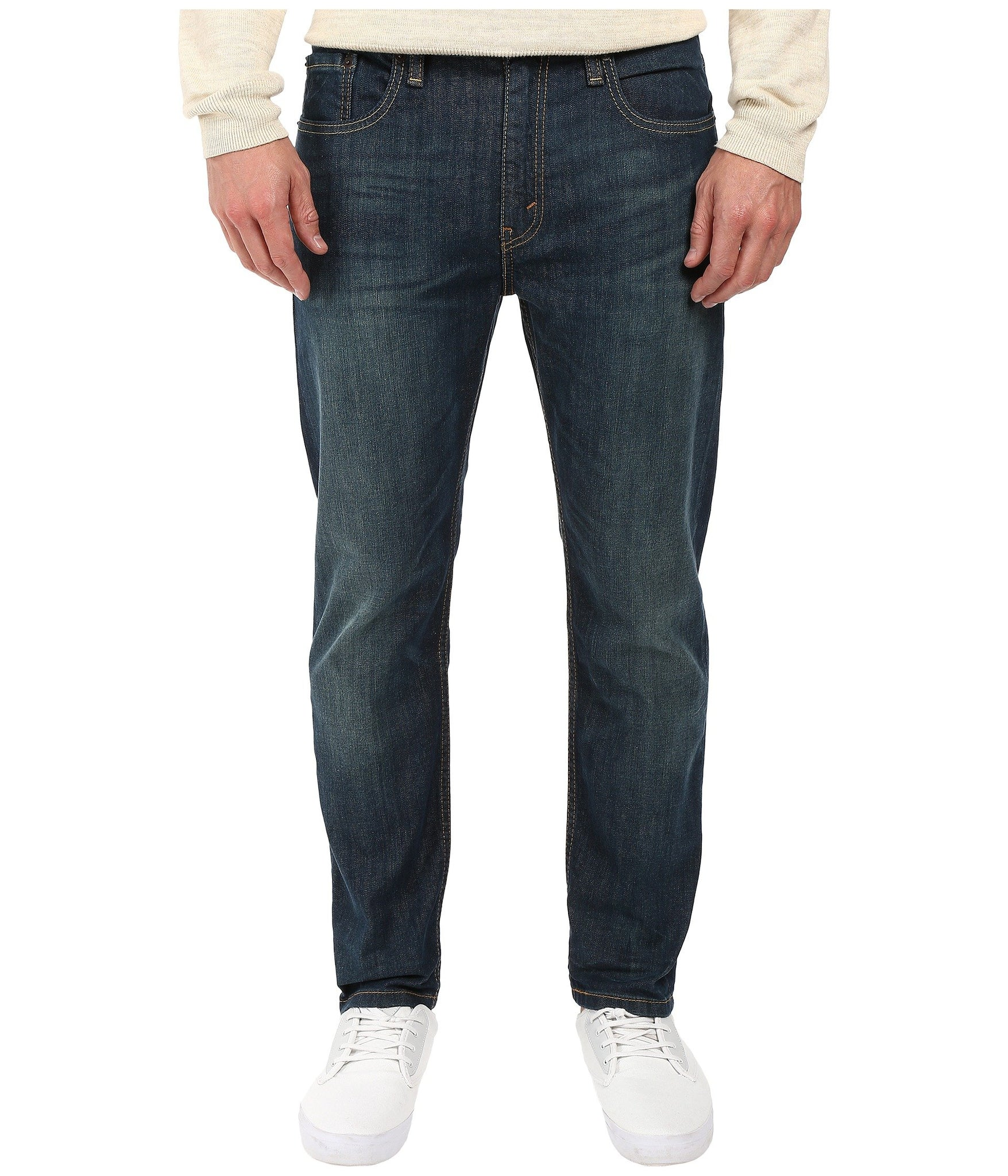 Levi's® Mens 502 Regular Taper Fit-ROSEFINCH