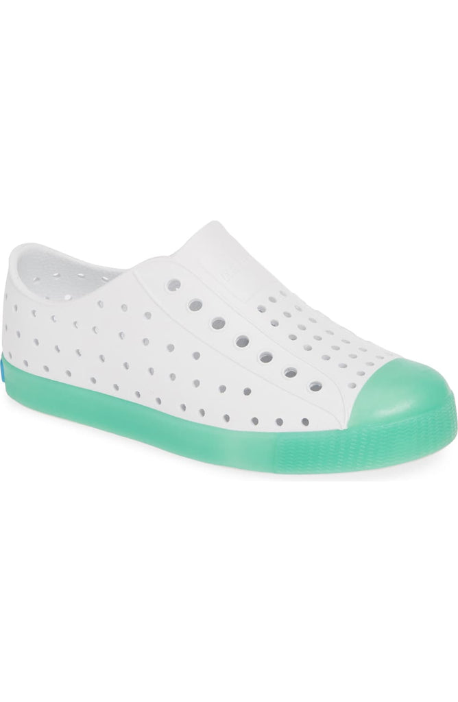 Native Glow In The Dark Kids Shoes - JEFFERSON GLOW