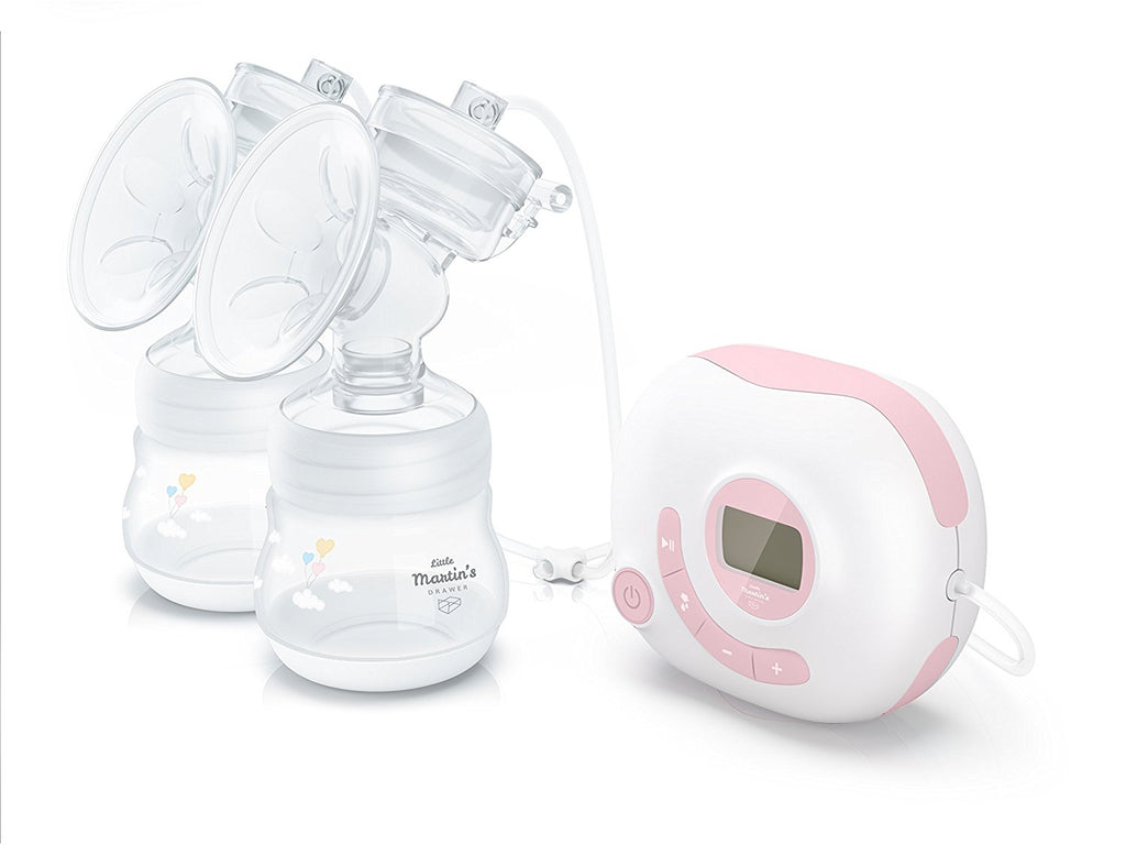 --Little Martin's Drawer, Little Martin's Drawer Double Electric Breast Pump, Baby--