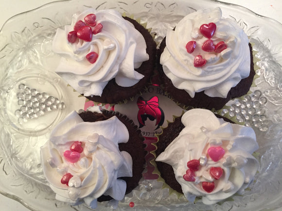 gluten free and dairy free cupcakes
