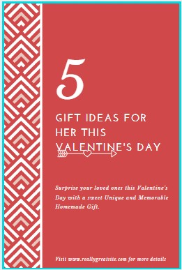 5 Gift Ideas for Her This Valentine's Day