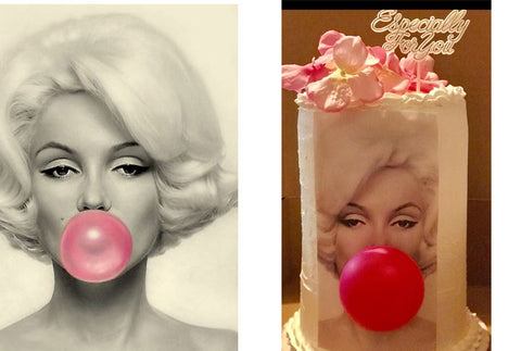 Marilyn-Monroe-Bubble-cake