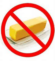 No butter please