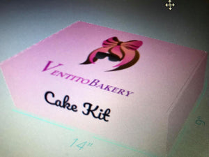 Birthday Cake and or Cupcake Kit