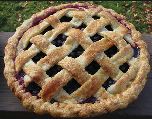 Blueberry Pie - Ventito Bakery