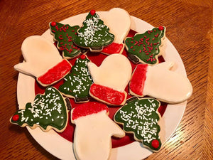 Christmas Cookies Cutouts - 18
