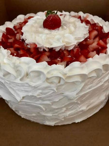 Holiday Cassata cake - Reg, GF,DF, SF, Nut-Free, and GFDF