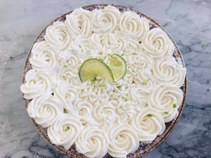 Keto Key Lime Pie