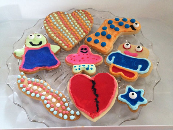 Signature Ventito Cookies Cutouts - 18
