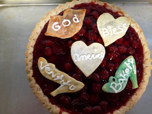 Cherry Pie - Ventito Bakery