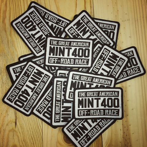2017 Mint 400 Patch