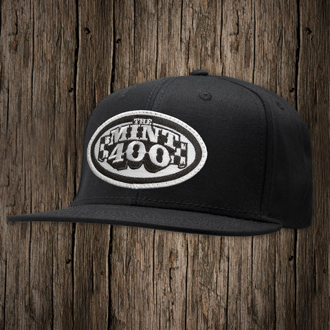"2017 Mint 400 ""OG"" Logo Patch Hat - (Black)"