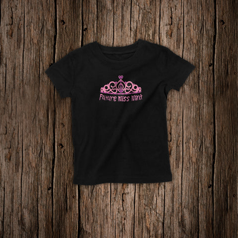 "Mint 400 Youth Girls ""Future"" T-Shirt"