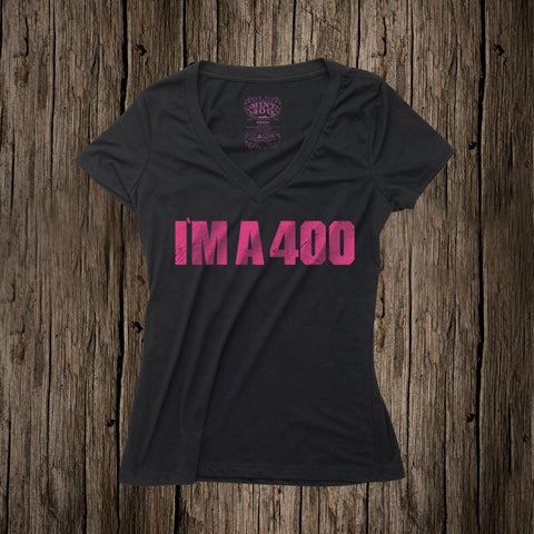 Mint 400 Women's I'm a 400 T-Shirt (Pink)