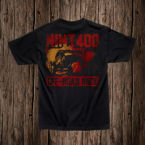 "2017 Mint 400 ""Into The Sun"" T-Shirt"