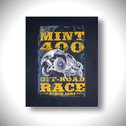 2013 Limited Edition Mint 400 Art Poster