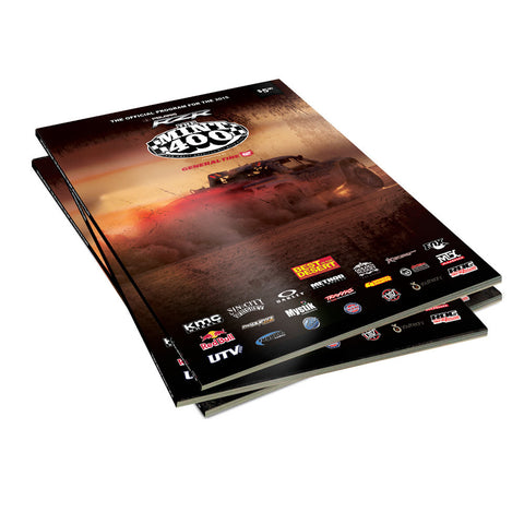 2015 Official Mint 400 Program
