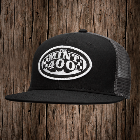 "Mint 400 ""OG"" Mesh Trucker Snap Back Hat"