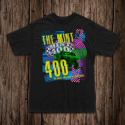 Mint 400 Truckin Youth T-Shirt