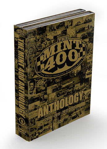 Mint 400 Anthology DVDs