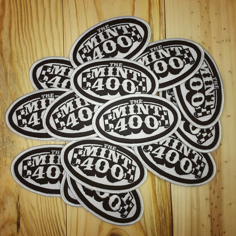 Mint 400 OG Logo Patch
