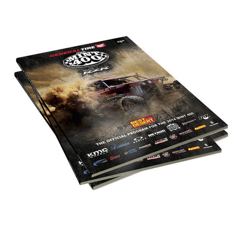 2014 Official Mint 400 Program