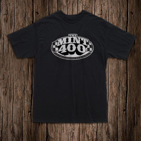 "Mint 400 ""OG"" Logo T-Shirt - Black"
