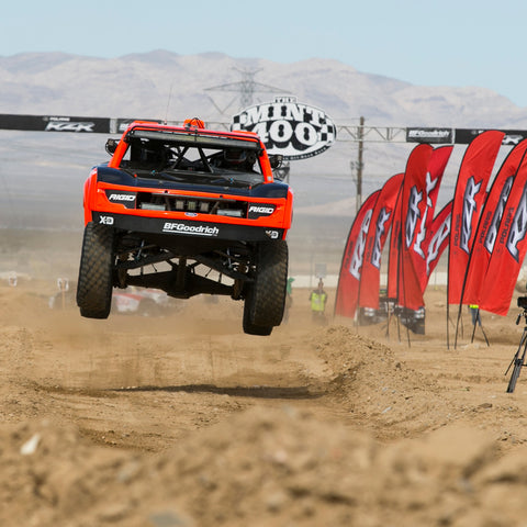 2017 Mint 400 Primm Valley Start/Finish Line Booth Space (Primm - Saturday, March 4th)