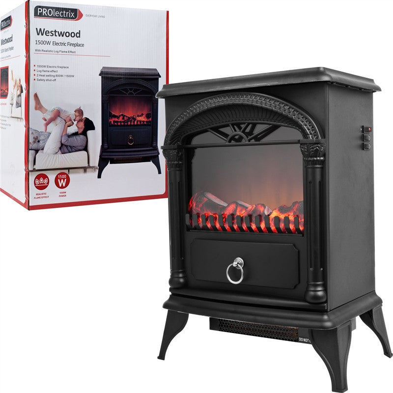 Portable Electric Fireplace Heater By Westwood Nunu S Junk