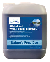 Nature's Pond Dye