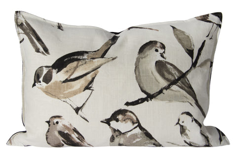 "Home Trends and Comforts L626-3187 14""x20"" Birdwatcher Pillow Feather filled"