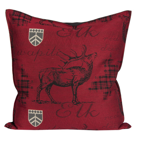 "L647-1801 Country Style City Chic 22""x22"" Pillow"