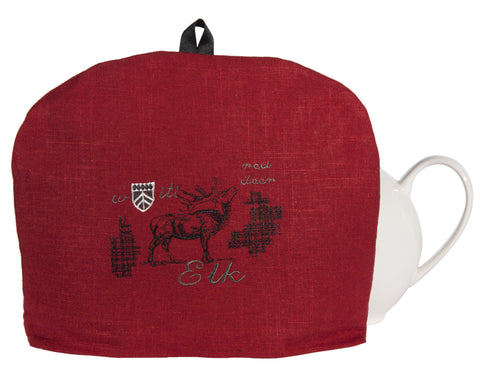 Country Style City Chic Tea Cozy with Thermal Removable Insert