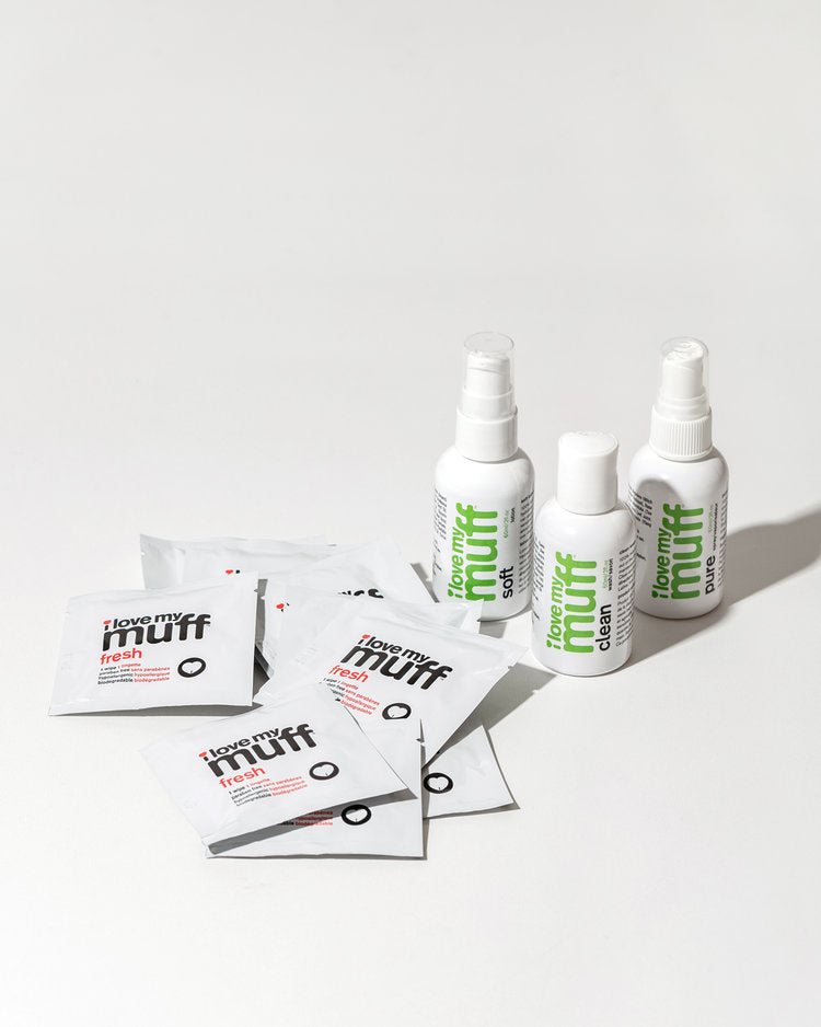 Green Muff Care Kit