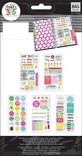 Create 365 The Happy Planner Snap in Sticker Pad