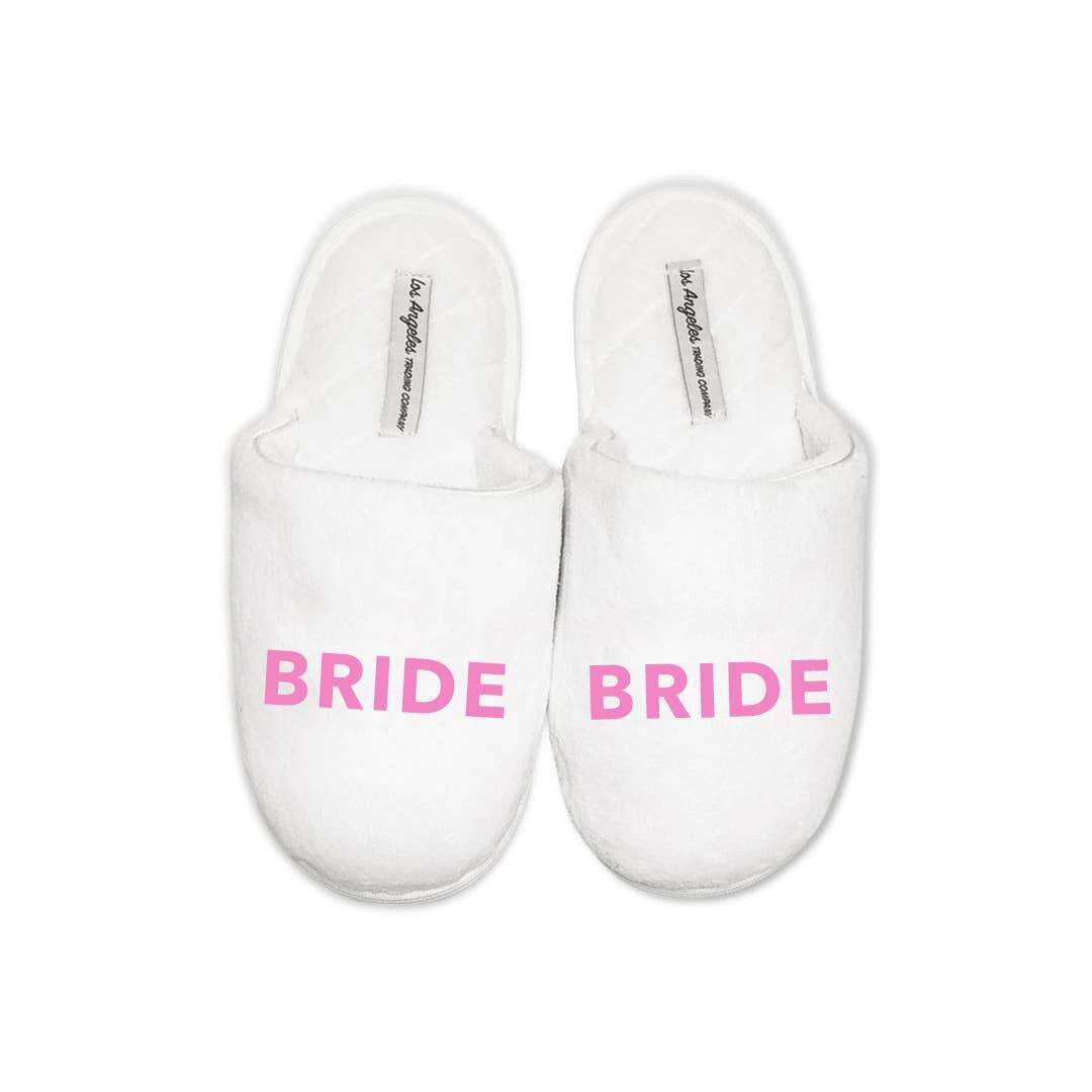 SLIPPERS - Bride