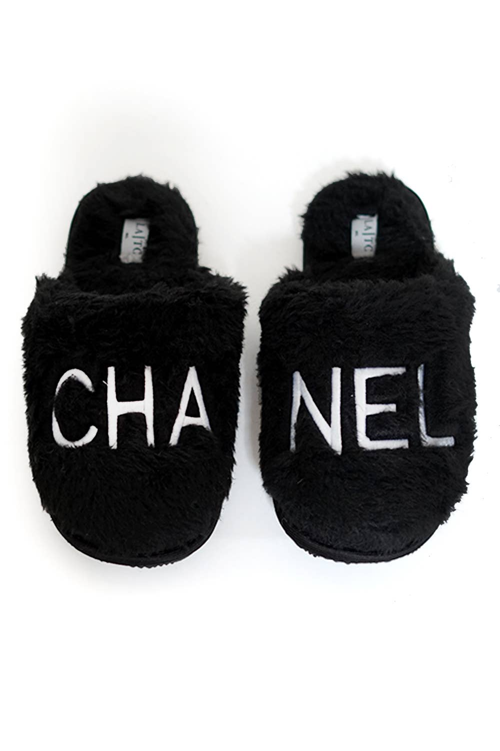 BEL AIR SLIPPERS - Chanel (Black)