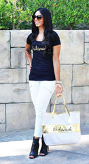 Bridal Party Scoop Neck Tee