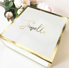 Personalized Valentine's Gift Box