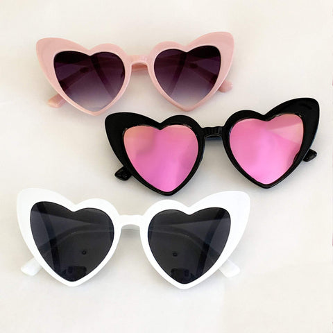 Heart Sunglasses Bride Babe Bridesmaid Gift Sunglasses