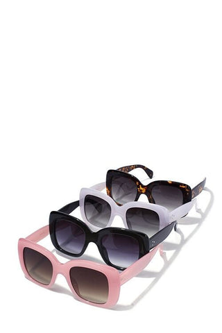 Audrey Square Retro Sunglasses