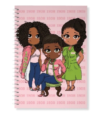 Sorority Row 1908 Notebook