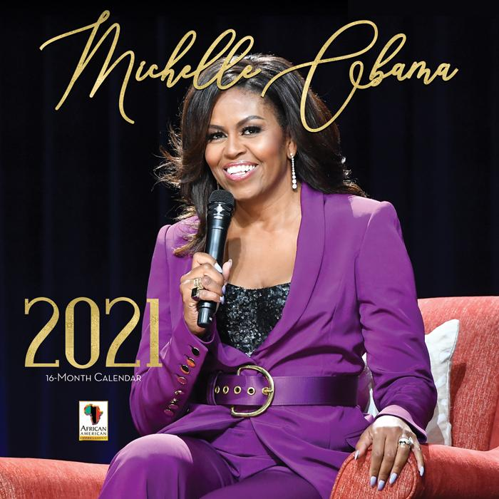 Michelle Obama, Michelle Obama calendar, Michelle Obama gifts, Black Girl Magic