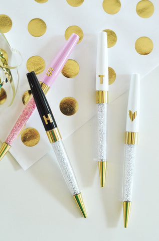 Personalized Monogram Pen Set (Set of 3)
